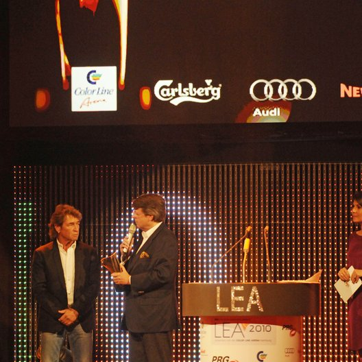 LEA - Live Entertainment Award 2010 / Peter Maffay und Peter L. H. Schwenkow Poster