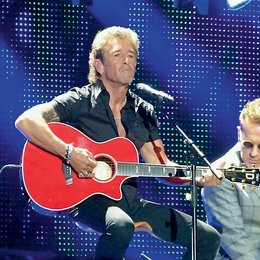 LEA - Live Entertainment Award 2013, Frankfurt / Peter Maffay und Bertram Engel Poster