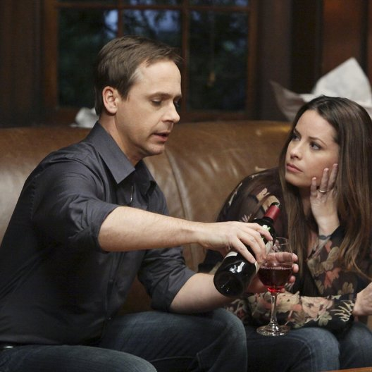 Pretty Little Liars / Pretty Little Liars (01. Staffel, 22 Folgen) / Chad Lowe / Holly Marie Combs Poster