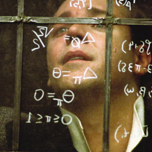 Beautiful Mind - Genie und Wahnsinn, A / Russell Crowe Poster