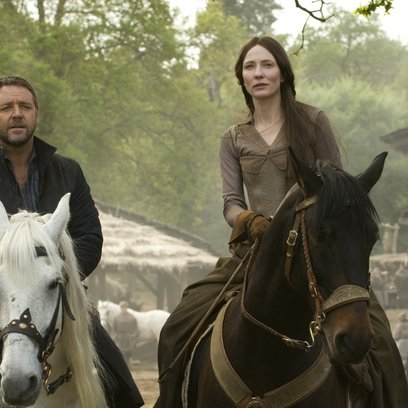 Robin Hood / Russell Crowe / Cate Blanchett Poster