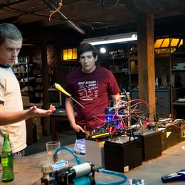 Project Almanac / Jonny Weston / Sam Lerner Poster