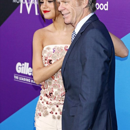 Selena Gomez / William H. Macy / unite4:humanity Event Poster