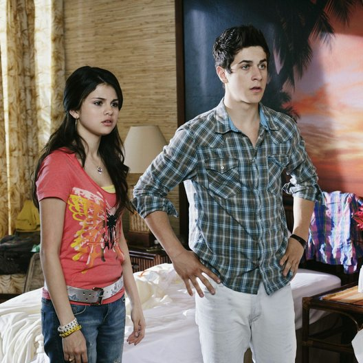 Zauberer vom Waverly Place - Der Film, Der / David Henrie Poster