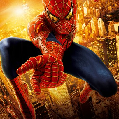 Original spiderman movie poster