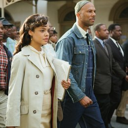 Selma / Tessa Thompson / James Bevel Poster