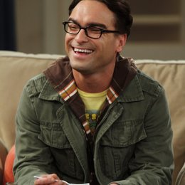 Big Bang Theory - Die komplette vierte Staffel, The / Johnny Galecki Poster