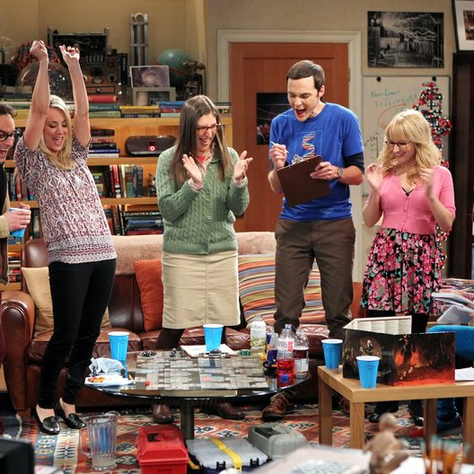 Big Bang Theory - Die komplette sechste Staffel, The Poster