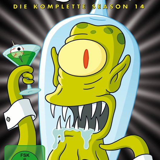 Simpsons - Die komplette Season 14, The Poster