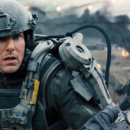 Edge of Tomorrow / Tom Cruise Poster