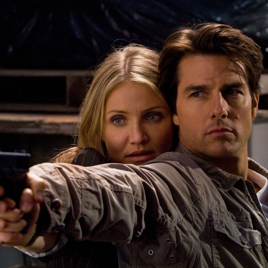 Knight and Day / Knight & Day / Cameron Diaz / Tom Cruise Poster