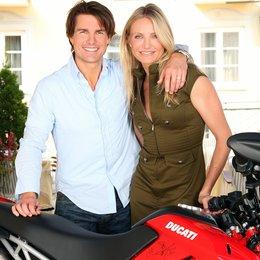 Tom Cruise, Cameron Diaz Poster