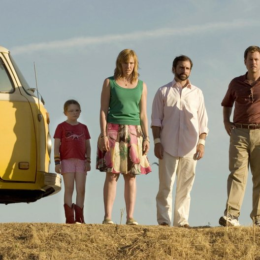 Little Miss Sunshine / Abigail Breslin / Toni Collette / Steve Carell / Greg Kinnear Poster