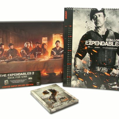 Expendables 2, The - Back for War (Limited Super Deluxe Box) Poster