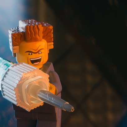 Lego Movie, The Poster