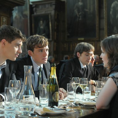 Riot Club (AT), The / Max Irons / Sam Claflin Poster
