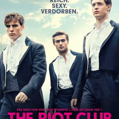 Riot Club, The Poster