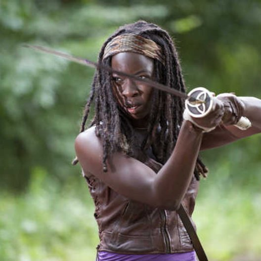 Walking Dead - Staffel 03, The / Danai Jekesai Gurira Poster