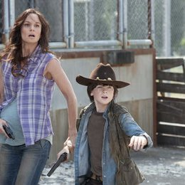 Walking Dead - Staffel 03, The / Sarah Wayne Callies / Chandler Riggs Poster