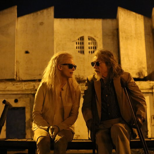Only Lovers Left Alive / Tilda Swinton / John Hurt Poster