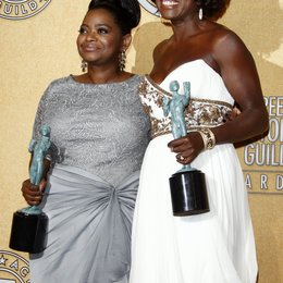 Octavia Spencer / Viola Davis / 18th annual Screen Actor Guild Awards / SAG Award 2011 Poster
