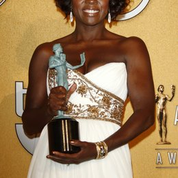 Viola Davis / 18th annual Screen Actor Guild Awards / SAG Award 2011 Poster
