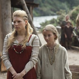 Vikings / Katheryn Winnick / Ruby O'Leary Poster