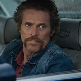 Bad Country / Willem Dafoe Poster