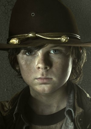 Chandler Riggs Poster