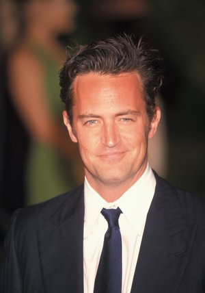 Matthew Perry Poster