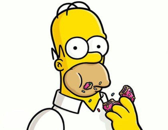 Mmmmmhhh, Doughnut! Das Lieblingszitat von Homer Simpson
