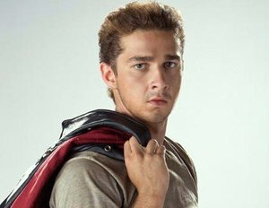 "Shia LaBeouf mit Robert Redford in ""The Company You Keep"""