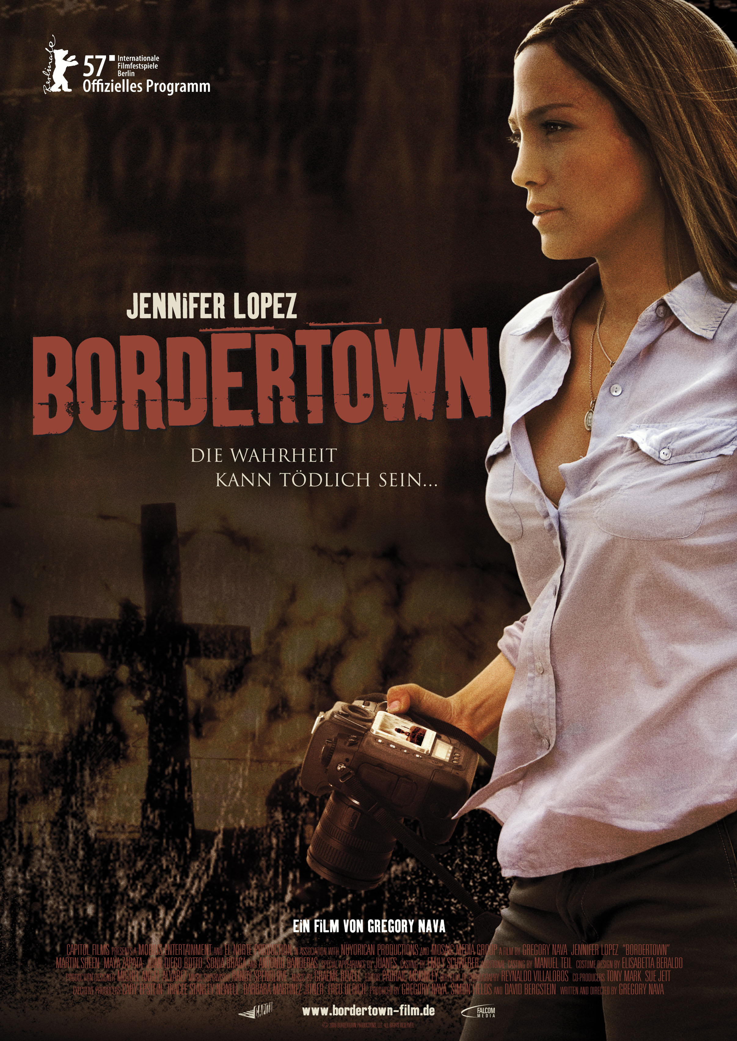 Bordertown Film 2006 Trailer Kritik Kinode