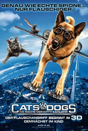 Cats &amp&#x3B; Dogs - Die Rache der Kitty Kahlohr