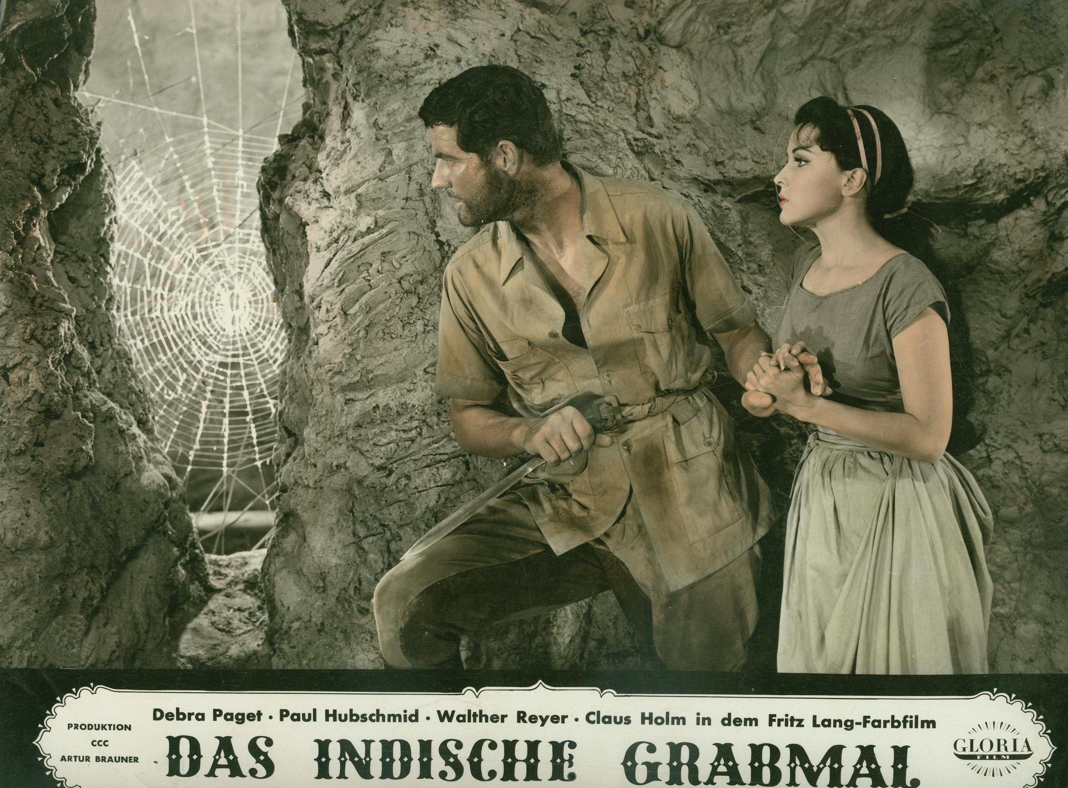 Das Indische Grabmal Film 1958 Trailer Kritik Kino De