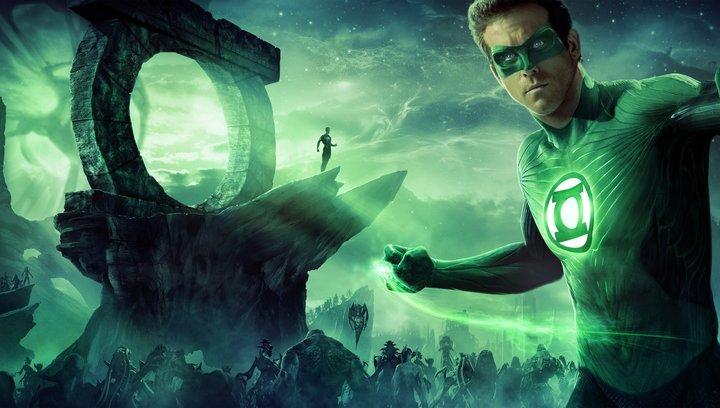 Green Lantern - Trailer Poster