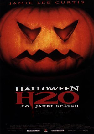 Halloween: H20 Poster