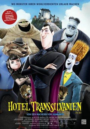 Hotel Transsilvanien Poster