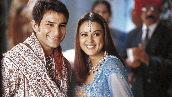 Indian Love Story - Kal Ho Naa Ho - Trailer Poster