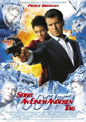 James Bond 007: Stirb an einem anderen Tag Poster