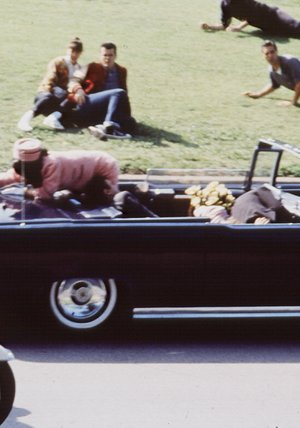 JFK - John F. Kennedy - Tatort Dallas Poster