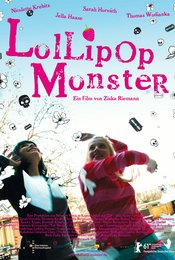 Lollipop Monster