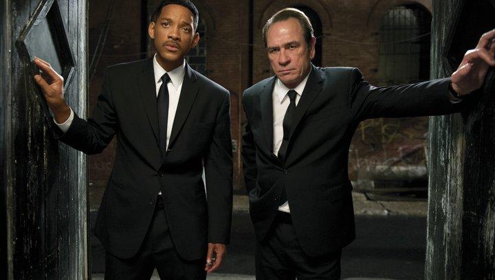 Men in Black 3 - Trailer Poster