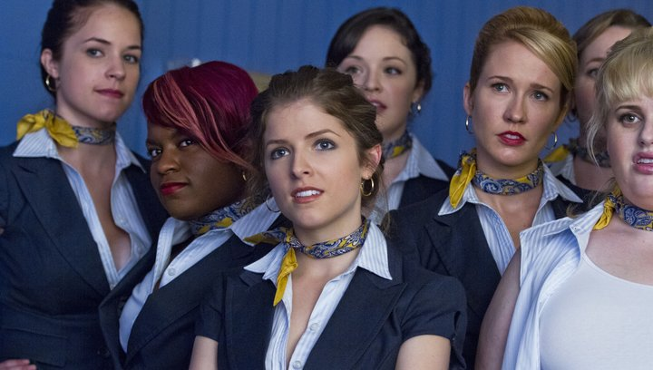 Pitch Perfect (BluRay-/DVD-Trailer) Poster