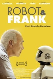 Robot &amp&#x3B; Frank