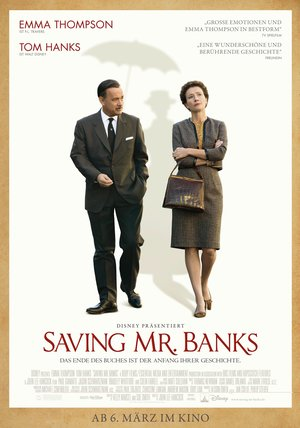 Saving Mr. Banks Poster