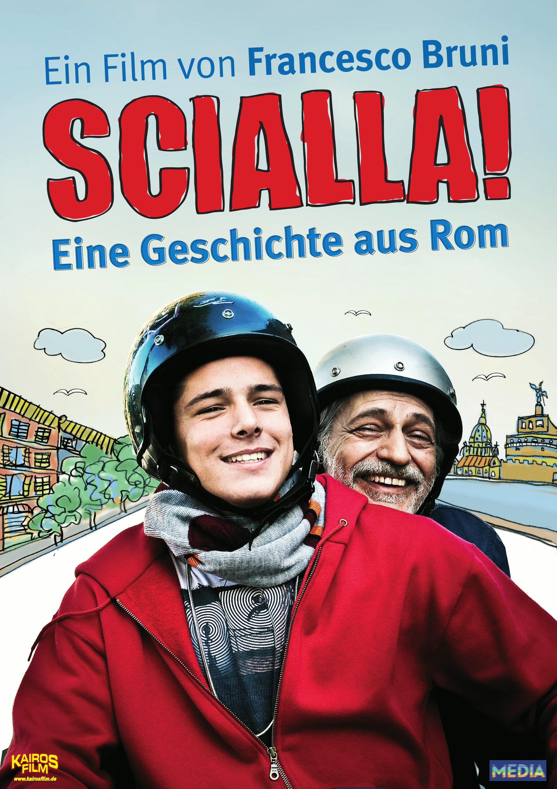 scegli genuino prezzo basso vera qualità Scialla! Eine Geschichte aus Rom Film (2011) · Trailer ...