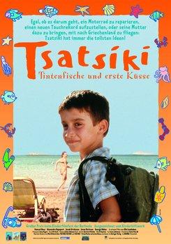 Tsatsiki - Tintenfisch und erste Küsse
