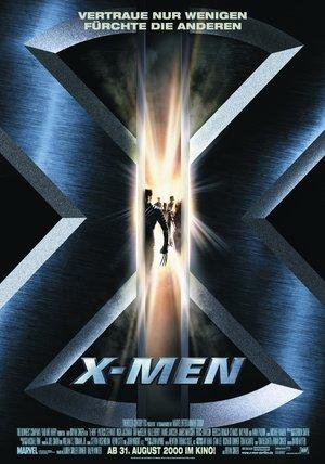 X-Men - Der Film Poster