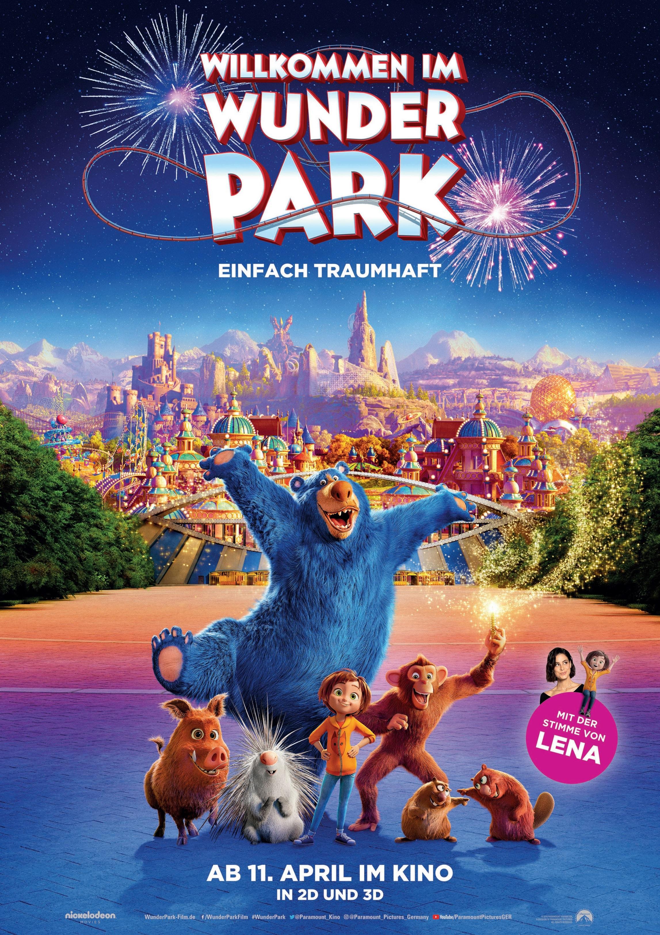 Willkommen im Wunder Park Film (2019) · Trailer · Kritik